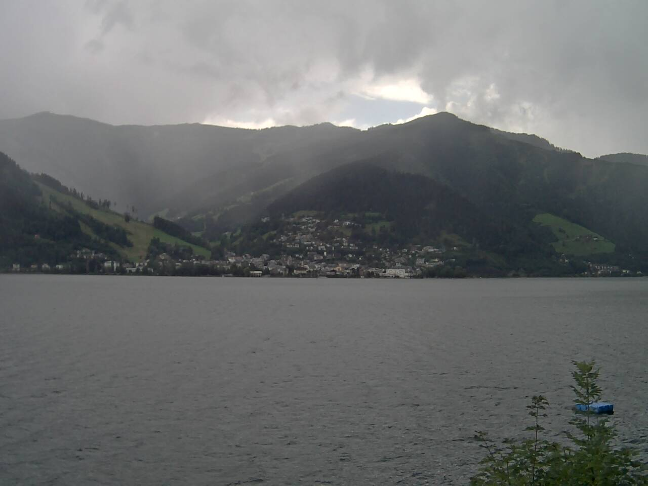 webcam : Zell am See -  Zellersee
